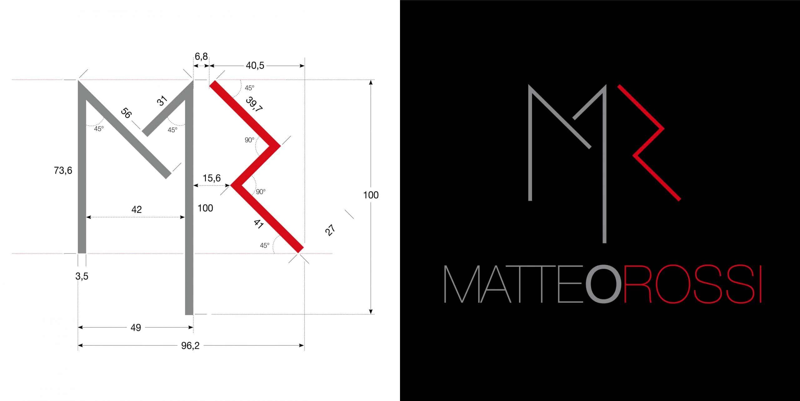 Sviluppo-Logo-Matteo-Rossi-e-creazione-campagna-pubblicitaria-padova
