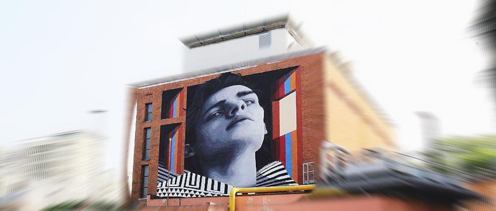 GRAFFITI PSICHIATRIA PADOVA MEDIANERAS
