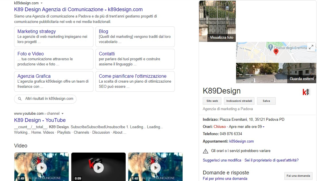 local-seo-padova-google-my-business-k89design