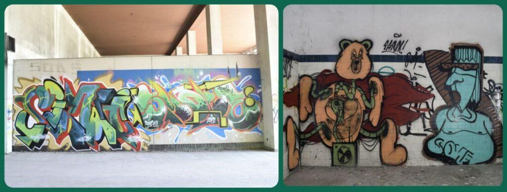 graffiti writer padova